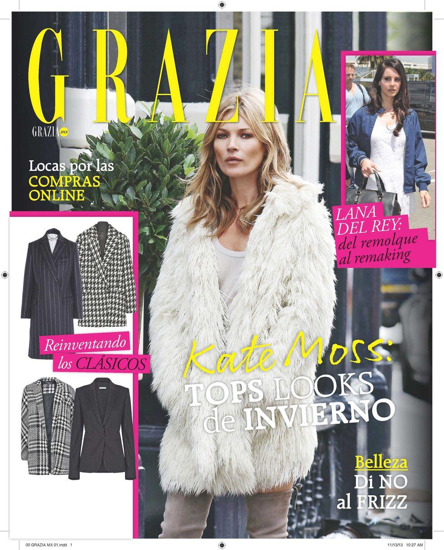 Grazia, il magazine Mondadori arriva anche in Messico