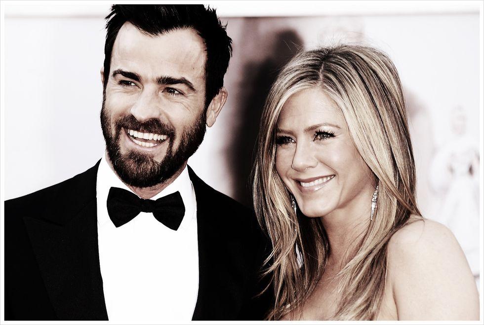 Jennifer Aniston, nozze rimandate con Justin Theroux