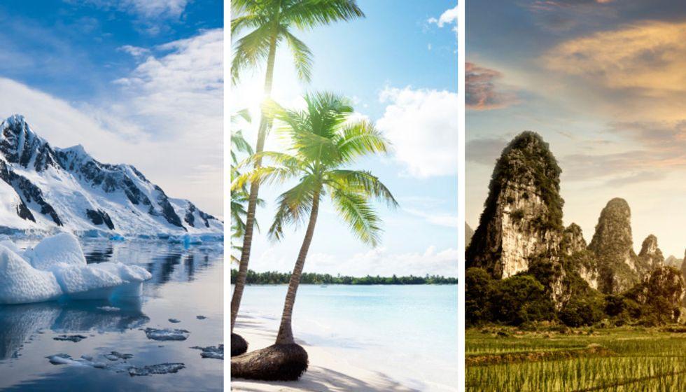 Viaggi avventura, le 10 mete top del 2014