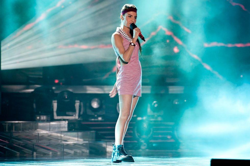 """Valentina Tioli: """"Sul palco di X Factor mi sono sentita una regina"""""""