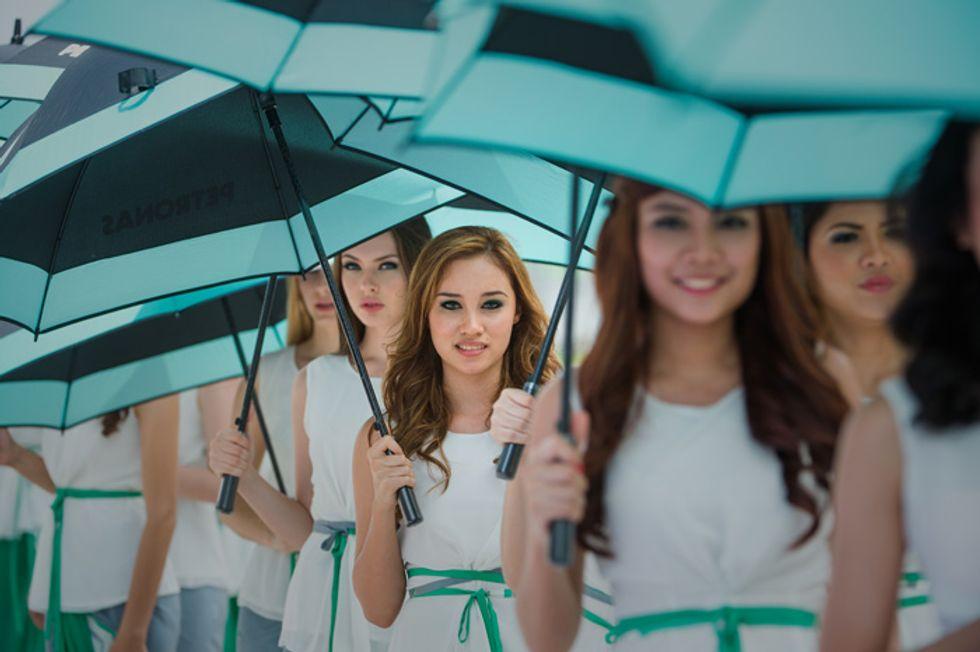 Grid Girls, F1: il meglio del mondiale 2013