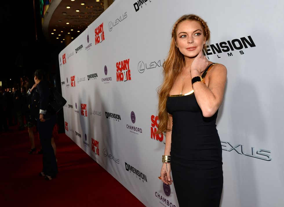 Lindsay Lohan fa causa a Grand Theft Auto V