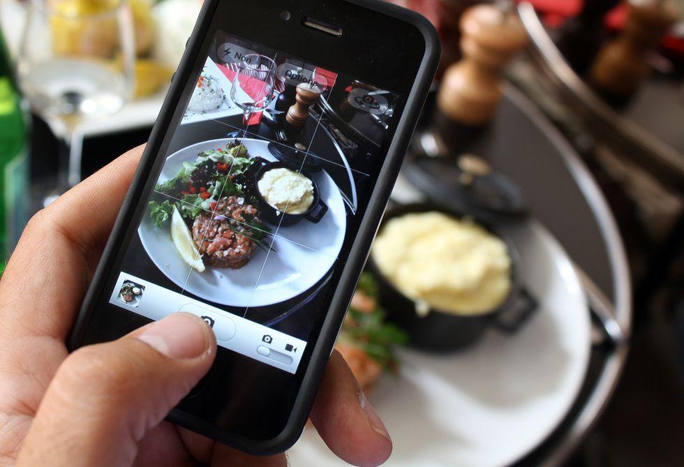 Il ristorante dove paghi la metà (se spegni lo smartphone)