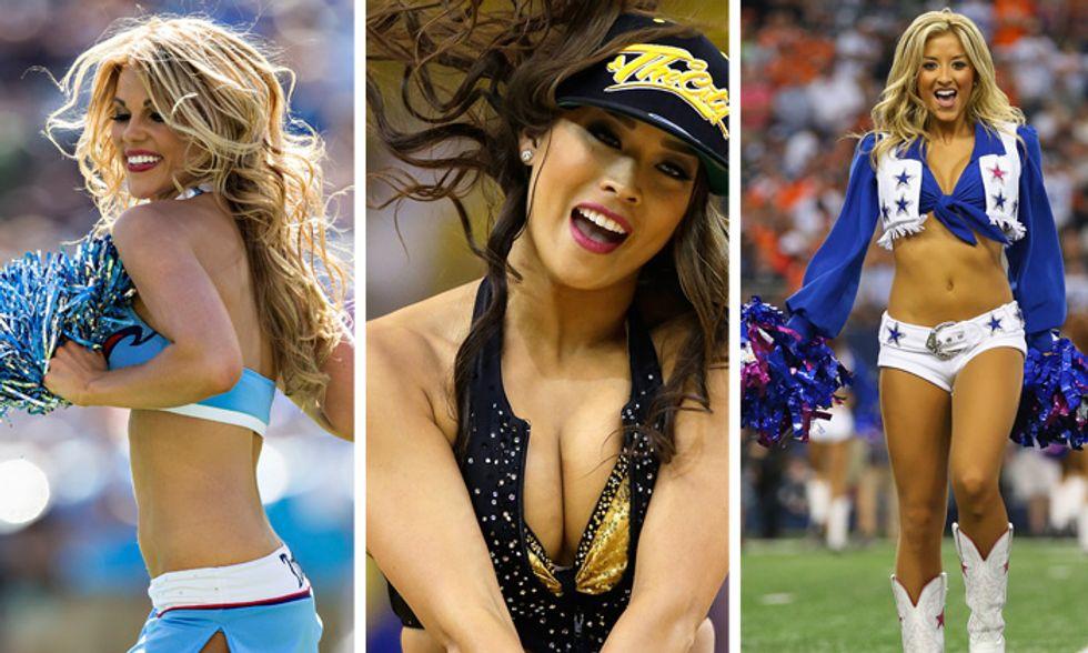 Cheerleader: il meglio del 2013