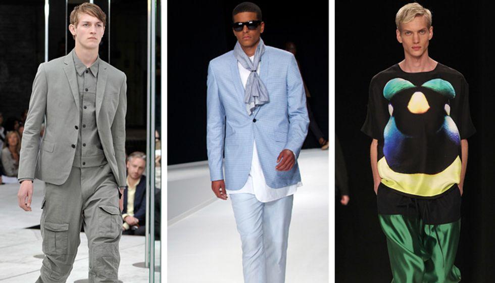 Moda uomo, le tendenze del 2014