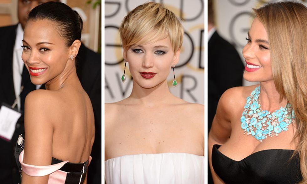 Il lato sensuale dei Golden Globe 2014