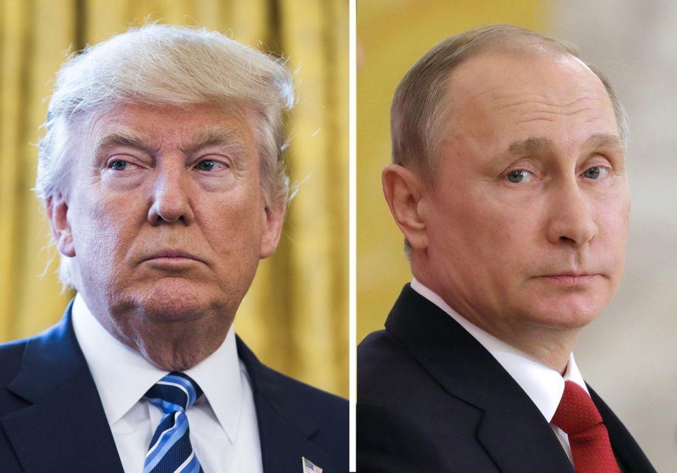 Telefonata Trump-Putin, la prima dopo il raid in Siria