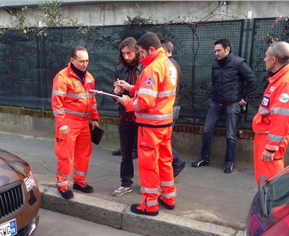 Vittorio Brumotti, rapinato a Milano durante un servizio per Striscia