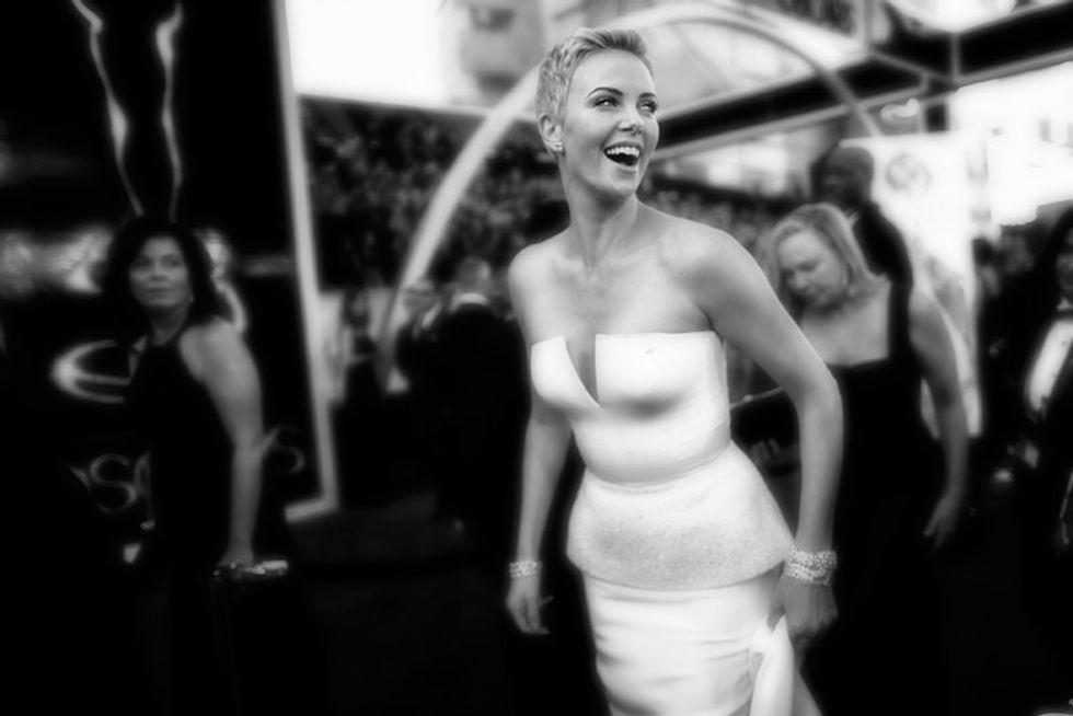 Charlize Theron e le altre, tutte le donne di Sean Penn