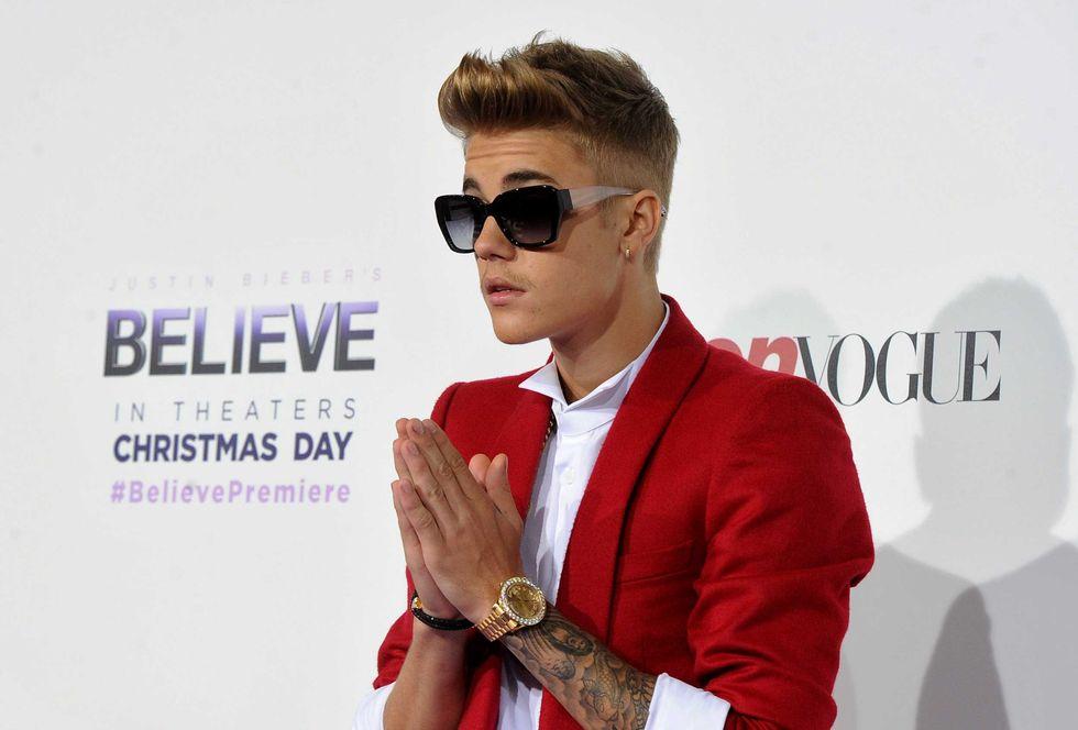 Justin Bieber e la svolta spirituale