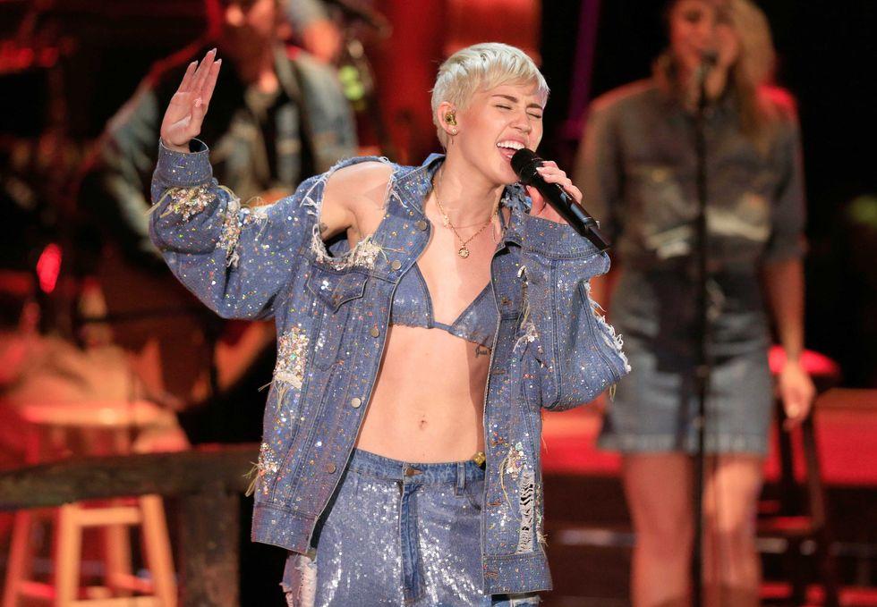 """Miley Cyrus e la proposta """"indecente"""""""