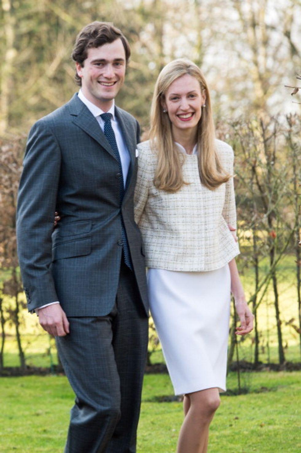 Il principe Amedeo del Belgio fidanzato con un'italiana