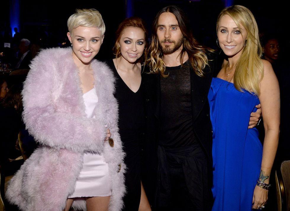 Miley Cyrus: il nuovo fidanzato è Jared Leto?