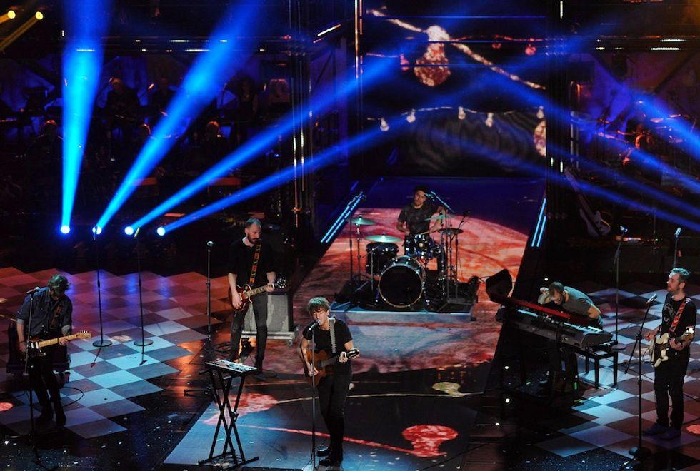 Sanremo 2014: la finale con Crozza, Terence Hill, Ligabue e la Cardinale