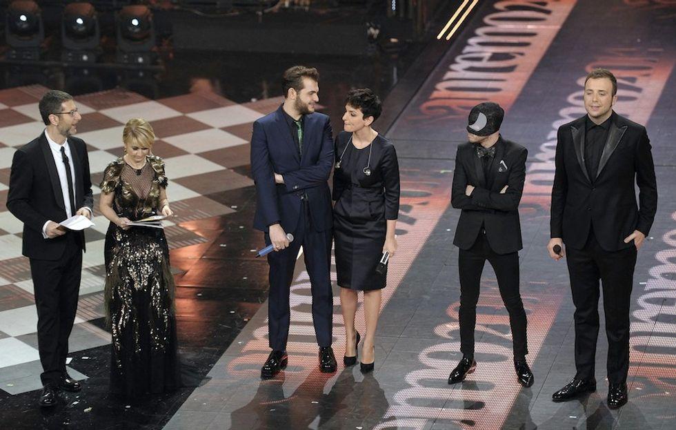 Sanremo 2014: le pagelle ai look della finale