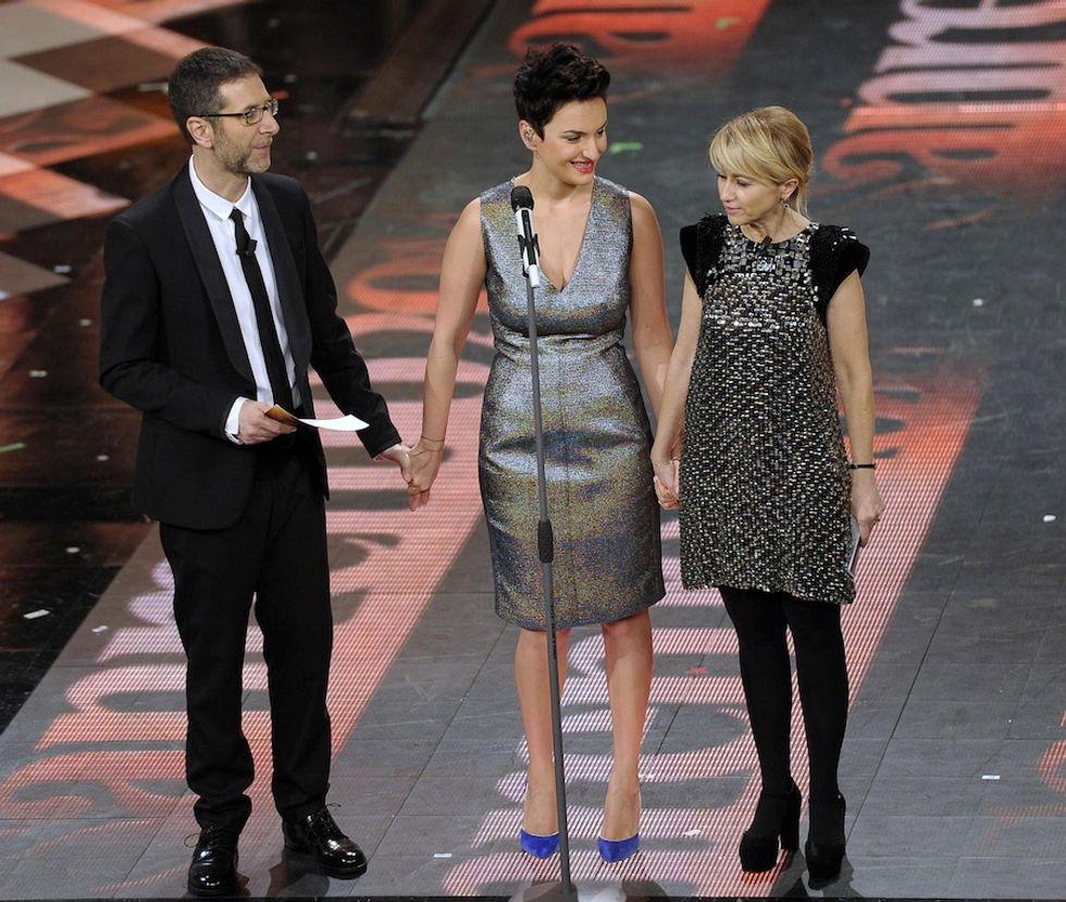 Sanremo 2014: le pagelle ai look della terza serata