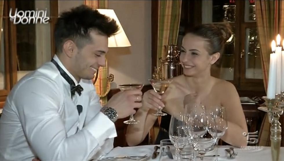 """Uomini e Donne 2014. Anna ed Emanuele: """"Finalmente fidanzati"""""""
