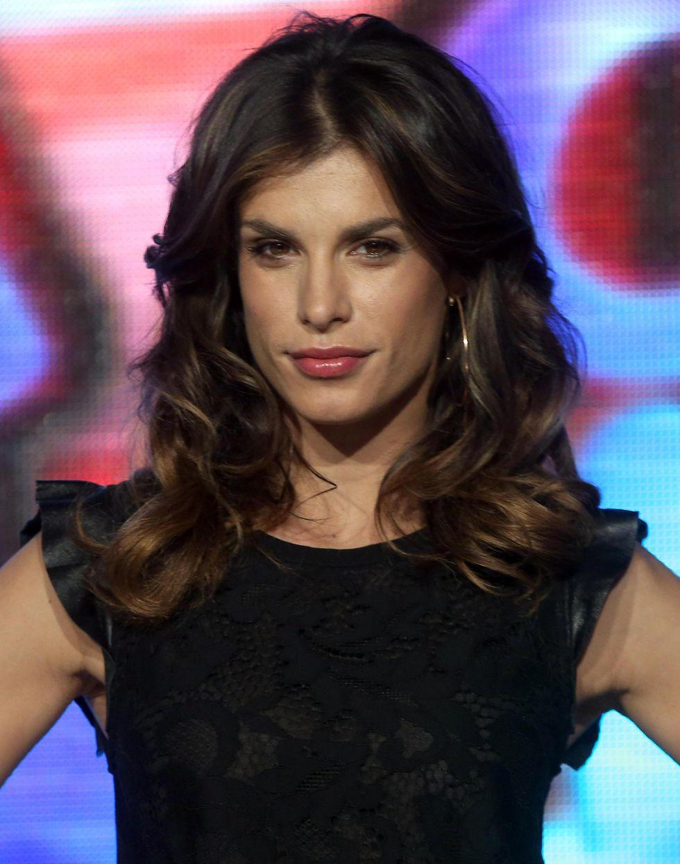 Elisabetta Canalis premia Bono Vox insieme ad Al Pacino