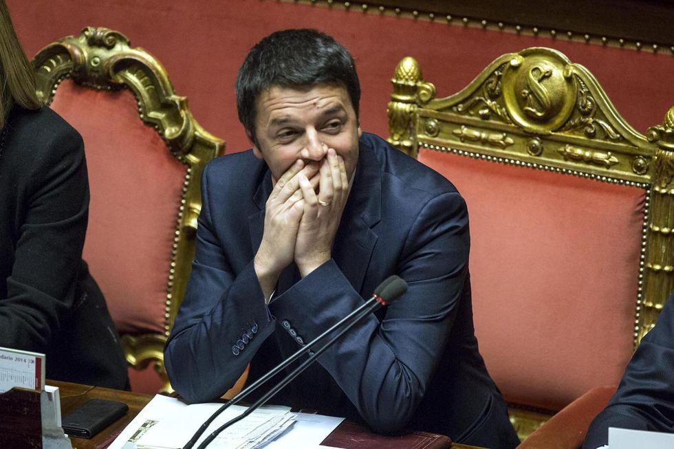 Ascolti 24/2: Renzi non fa decollare i talk show
