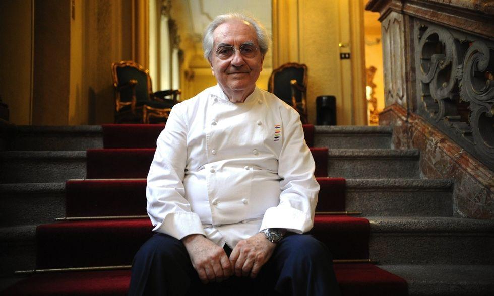 Intervista a Gualtiero Marchesi