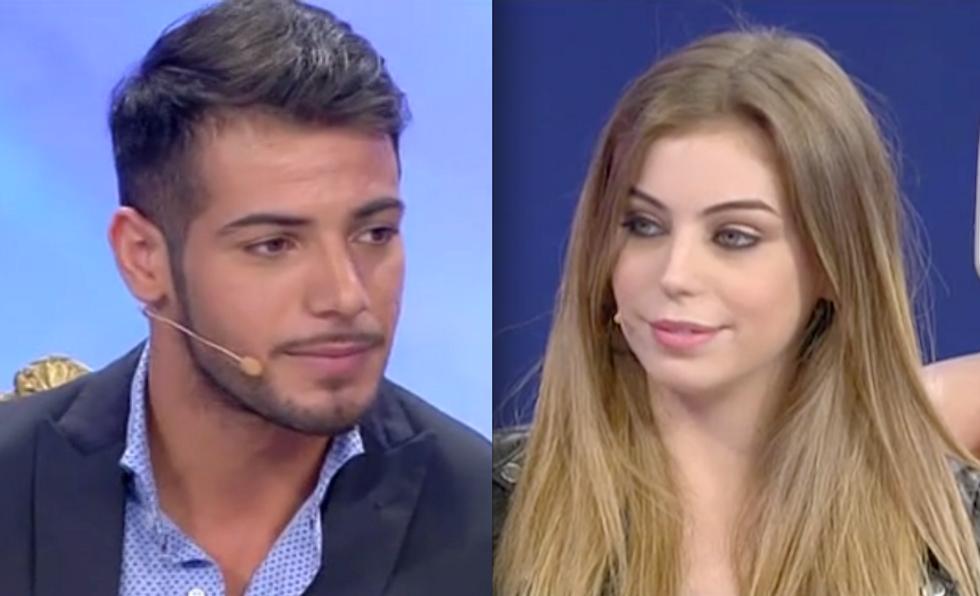 Uomini e Donne 2014, Aldo Palmieri ha scelto Alessia Cammarota
