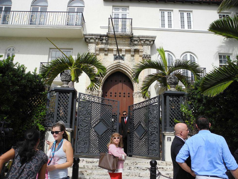 La villa di Gianni Versace comprata dai Beckham