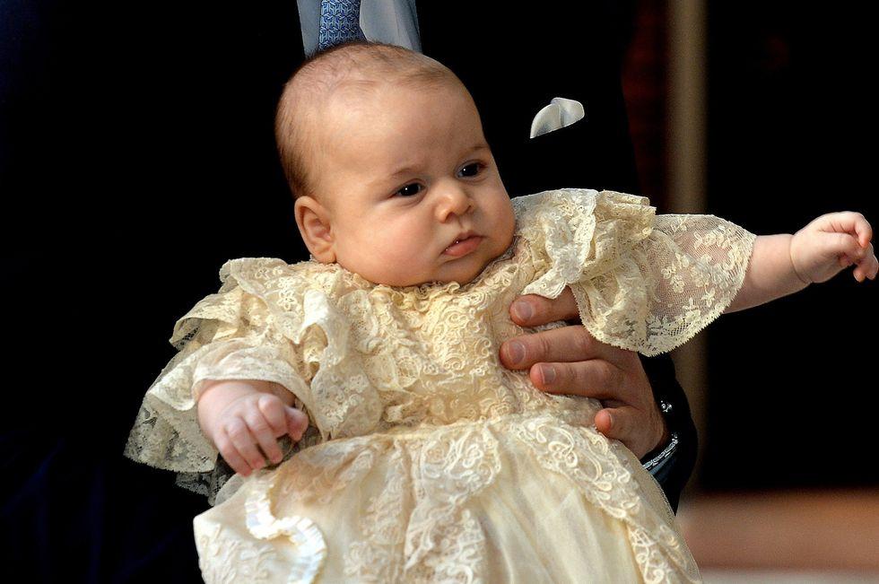 Nuova tata per il principe George