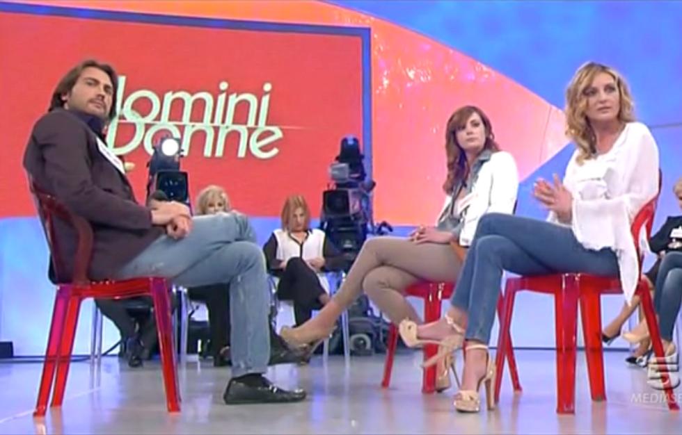 Uomini e Donne 2014: ancora liti tra Gemma e Barbara, Graziano punta su Samanta