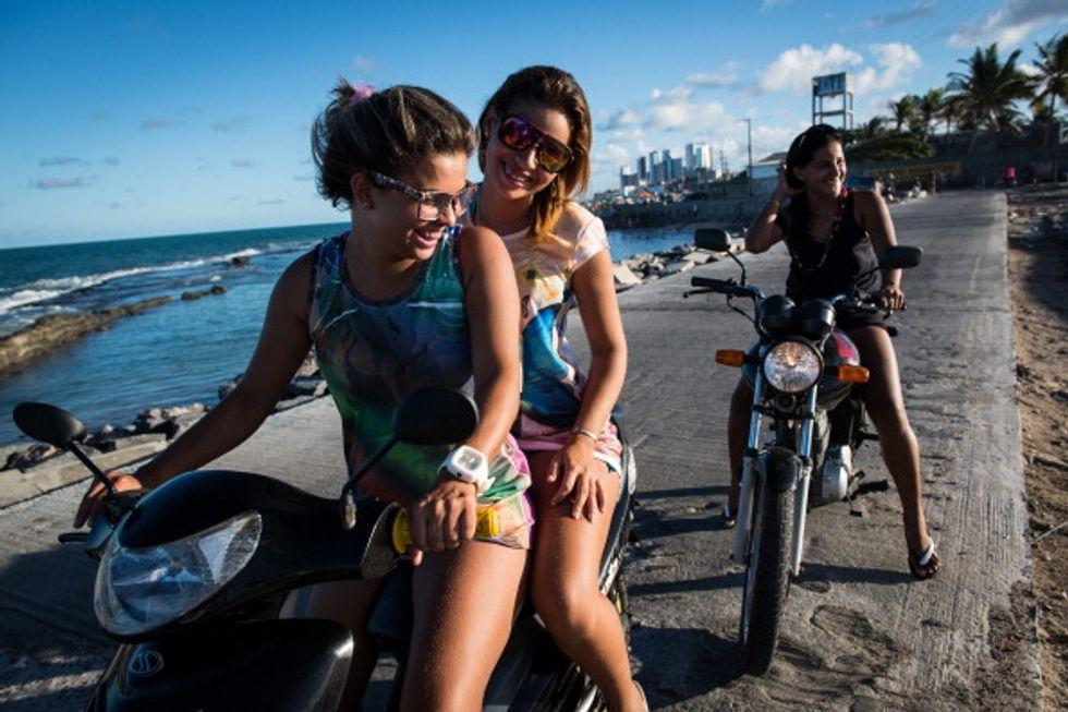 Donne & motori: è boom di motocicliste
