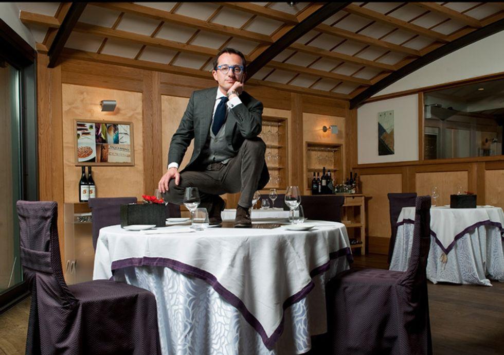 "Federico Ferrero: ""ho vinto Masterchef perché cucino cultura"""