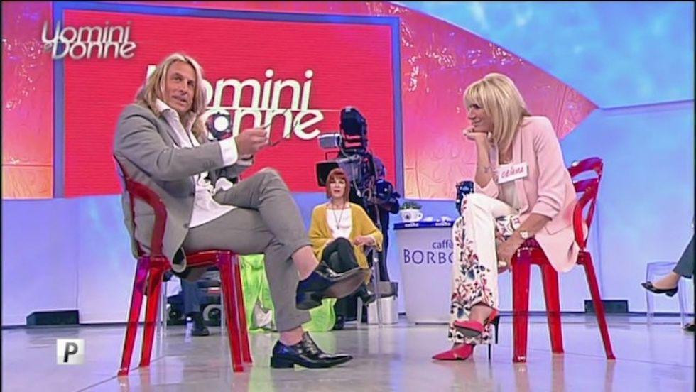 Gemma e Marco Uomini e Donne