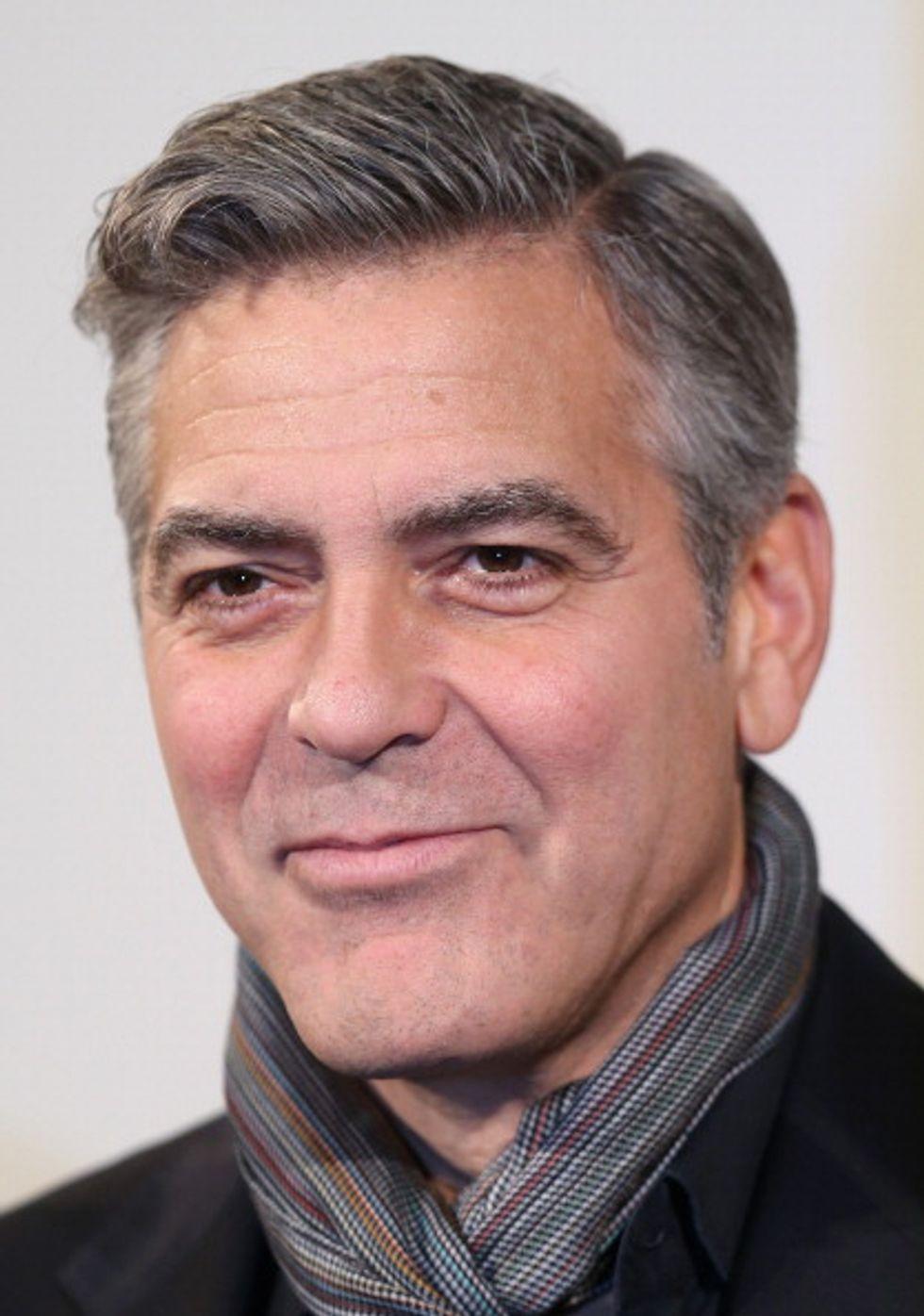 George Clooney cambia casa e sceglie la Lunigiana