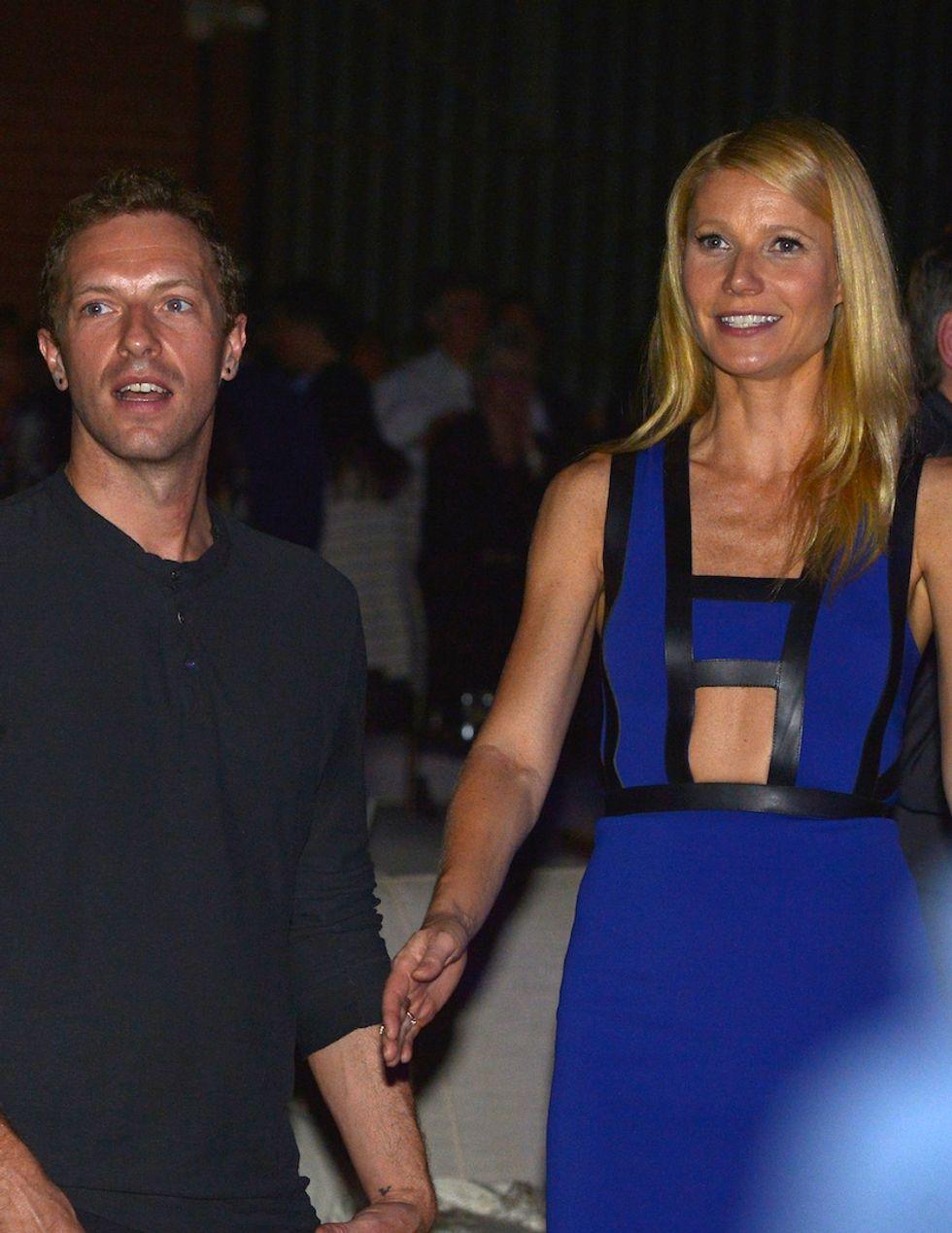 Gwyneth Paltrow e Chris Martin: matrimonio finito