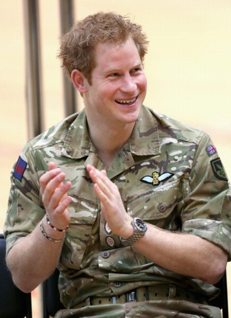 I wanna marry Harry: tutte pazze per il principe