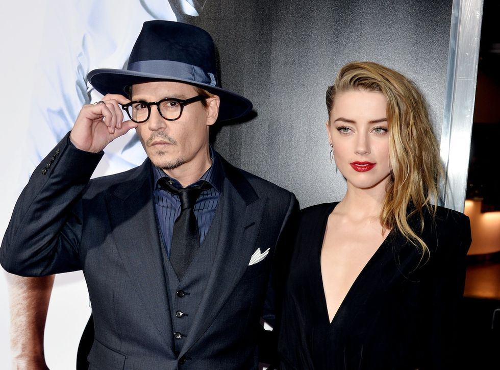 Amber Heard incita di Johnny Depp?