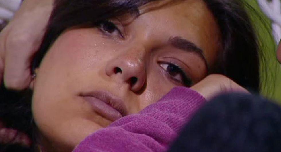 Grande Fratello 13. Diletta e Roberto in love, ma lui frena