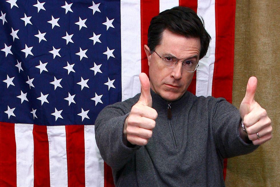 David Letterman ha un sostituto: è il comico Stephen Colbert
