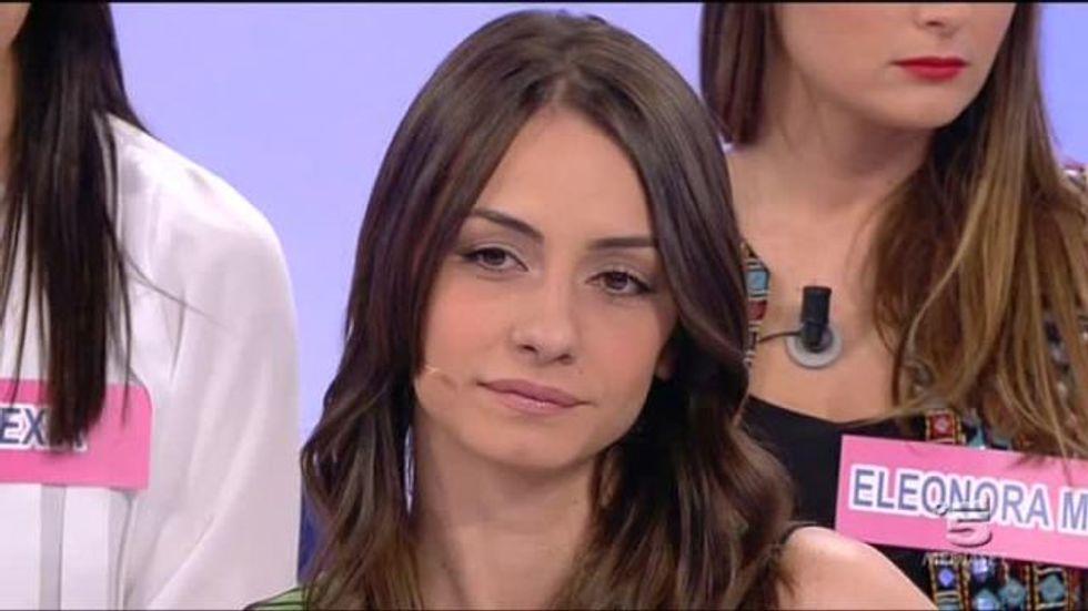 """Uomini e Donne 2014, Anna Munafò: """"Non torno a corteggiare Marco"""""""