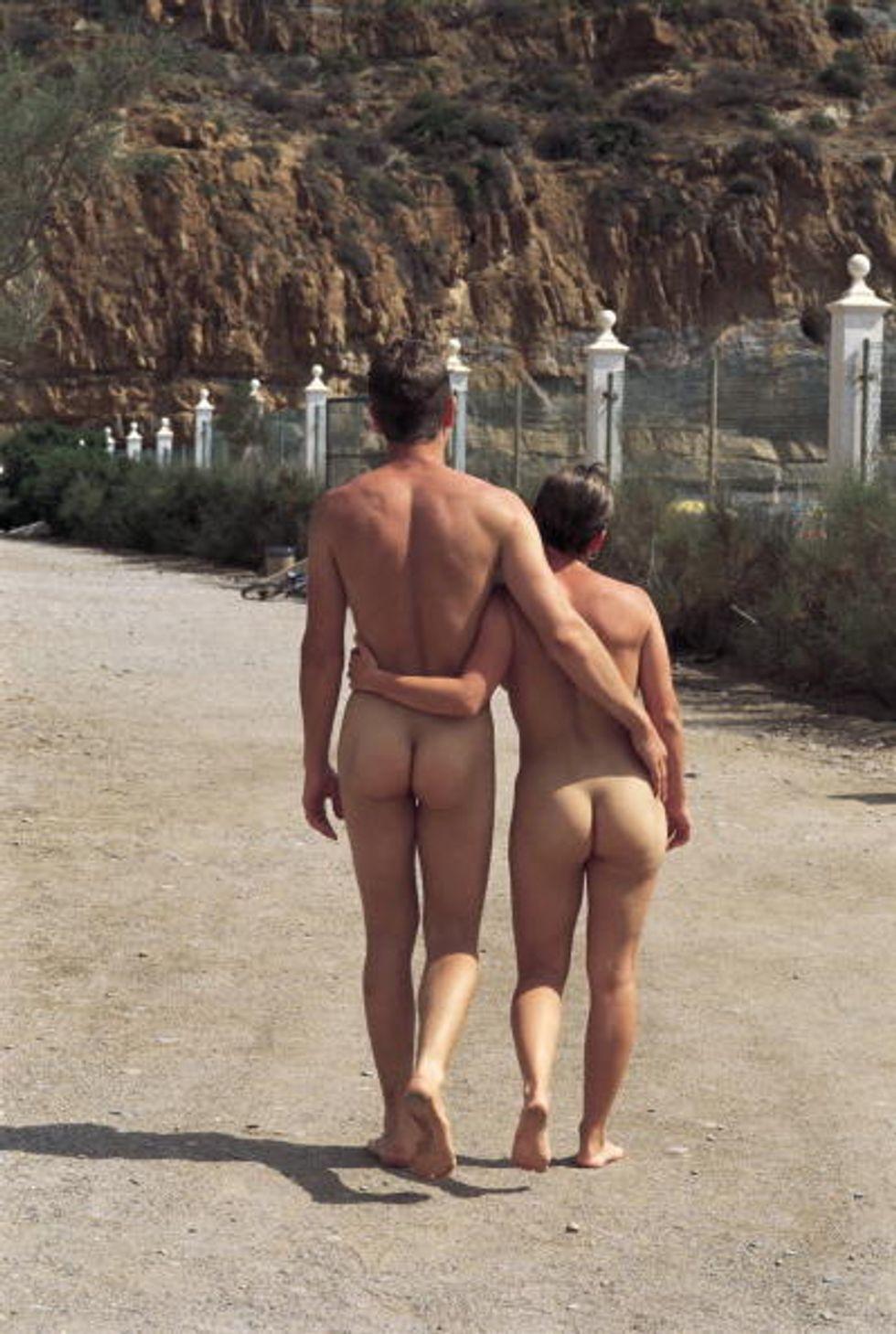 Tutti nudi (o quasi) in giro per Monaco