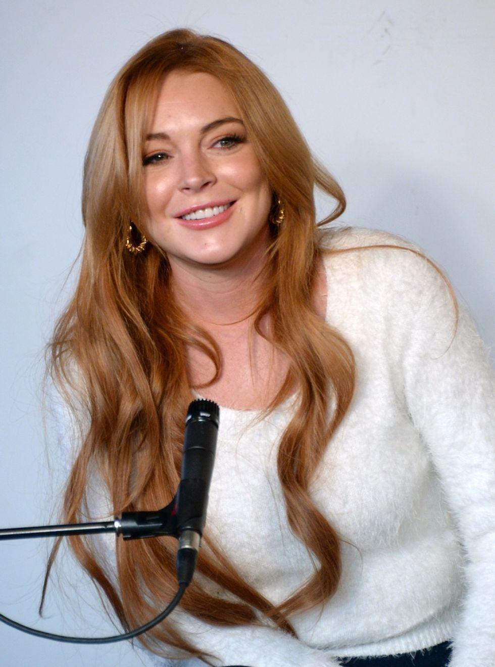 Lindsay Lohan: rivelazione choc sulla sua vita privata