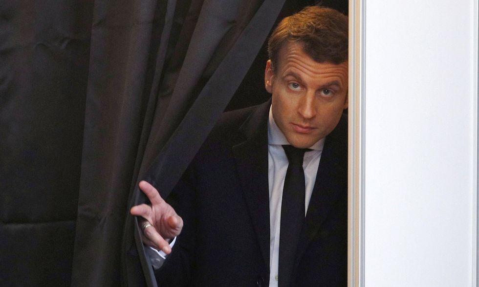 macron elezioni francia ballottaggio