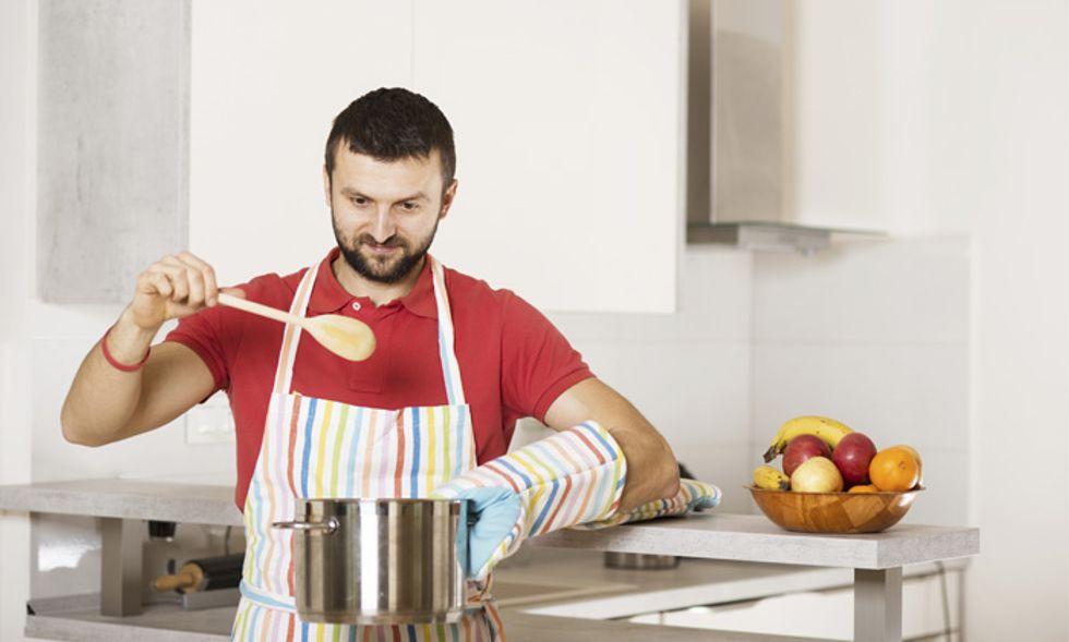 5 consigli di seduzione in cucina