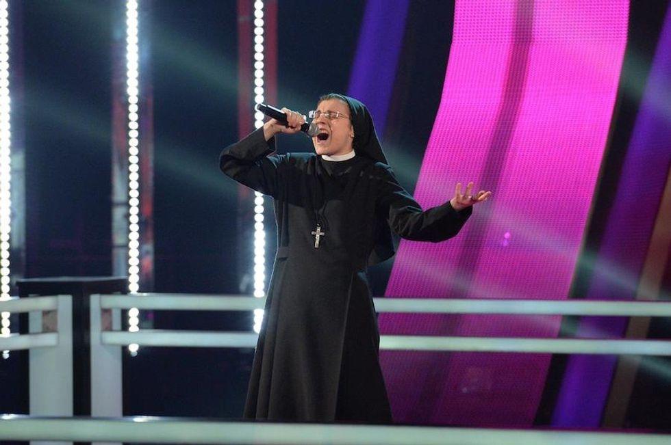 The Voice 2, Suor Cristina passa il turno e approda ai Live