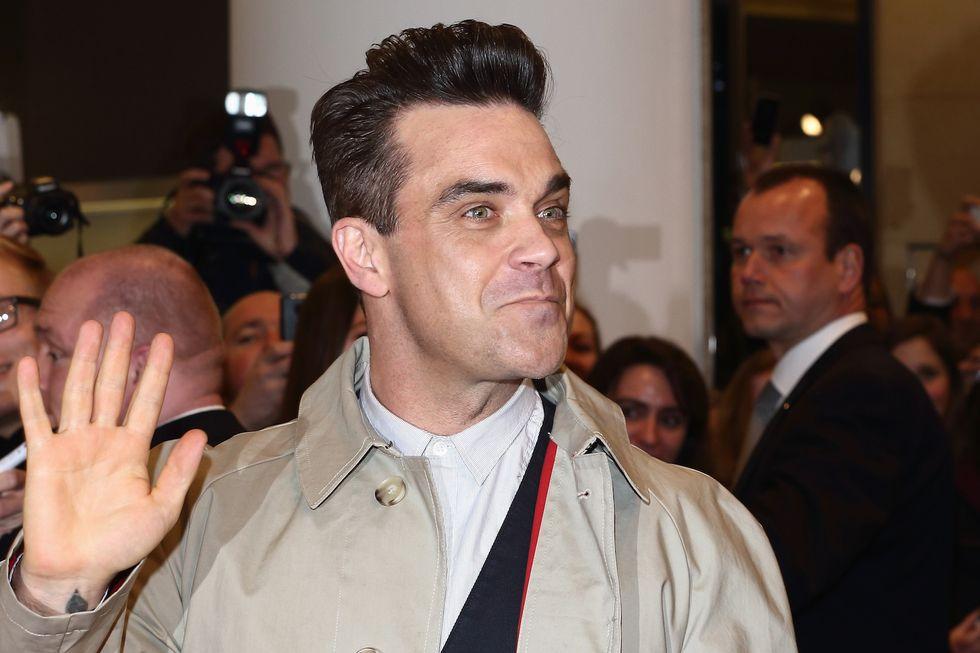 Robbie Williams diventa di nuovo papà