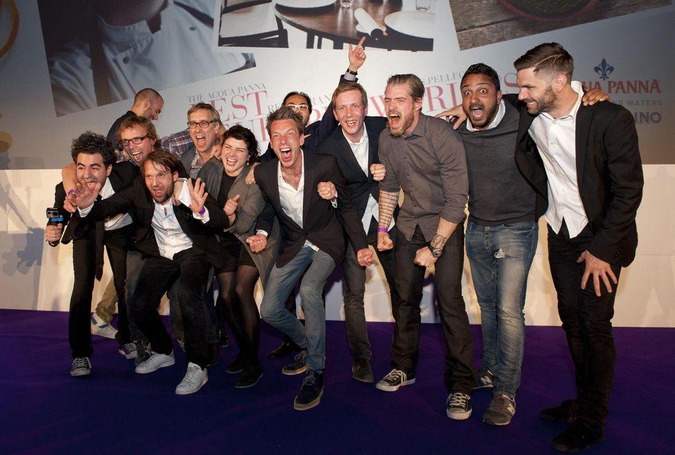 World's 50 Best Restaurant: vince il Noma di Copenhagen, Bottura terzo