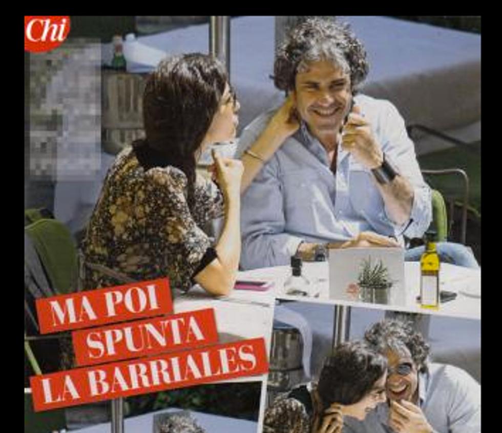 Tra Alessia Marcuzzi e Paolo Calabresi spunta Laura Barriales