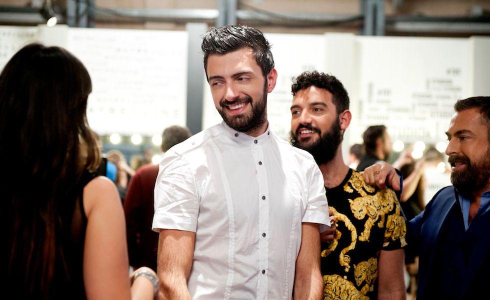 Project Runway Italia: vince Marco Taranto