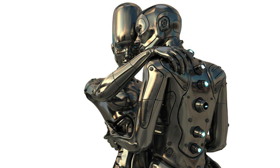 Sesso con il robot: 1 su 5 dice sì