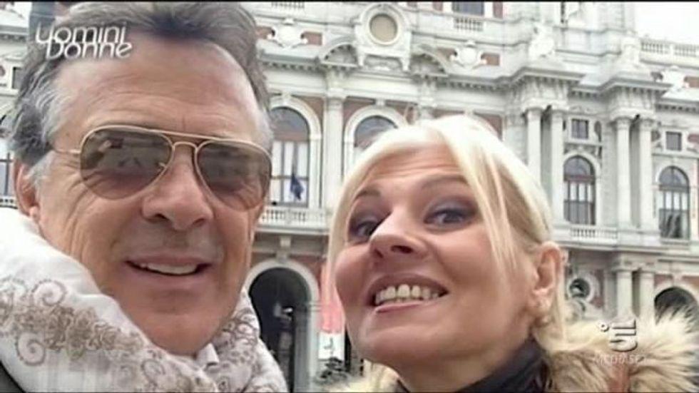 Uomini e Donne 2014: Leoluca e Paola pronti per il matrimonio