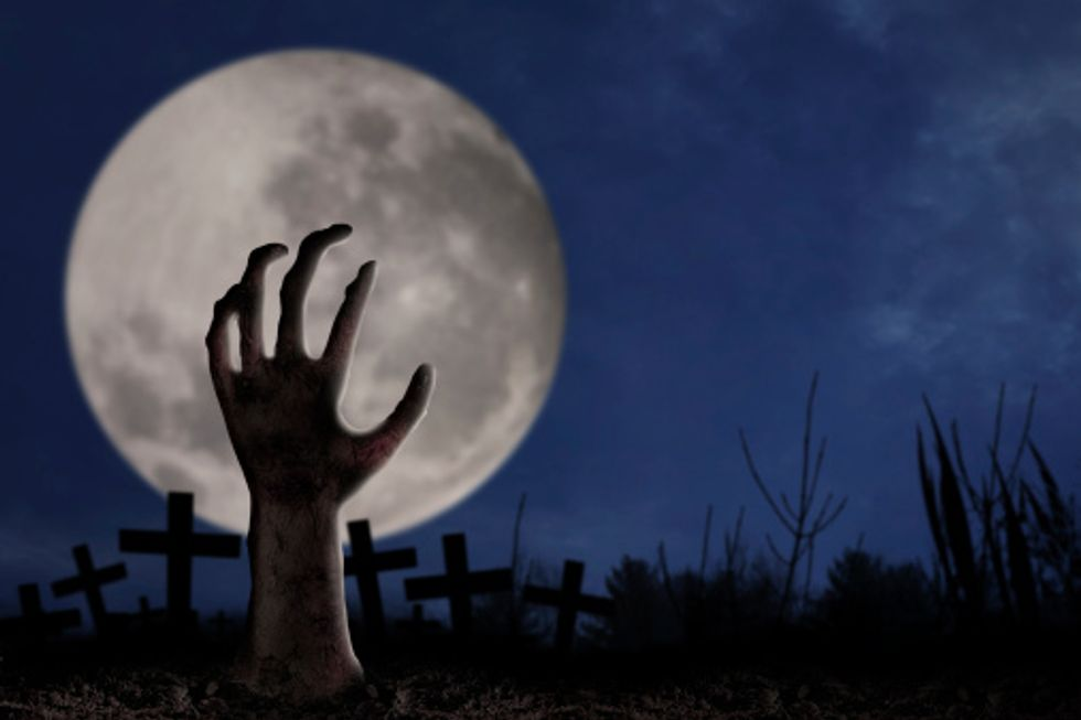 Usa, pronto il piano anti zombie